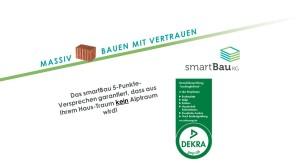 smartBau 5-Punkte-Versprechen