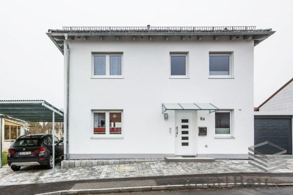 Stadtvilla in der Nähe von München smartBau KG